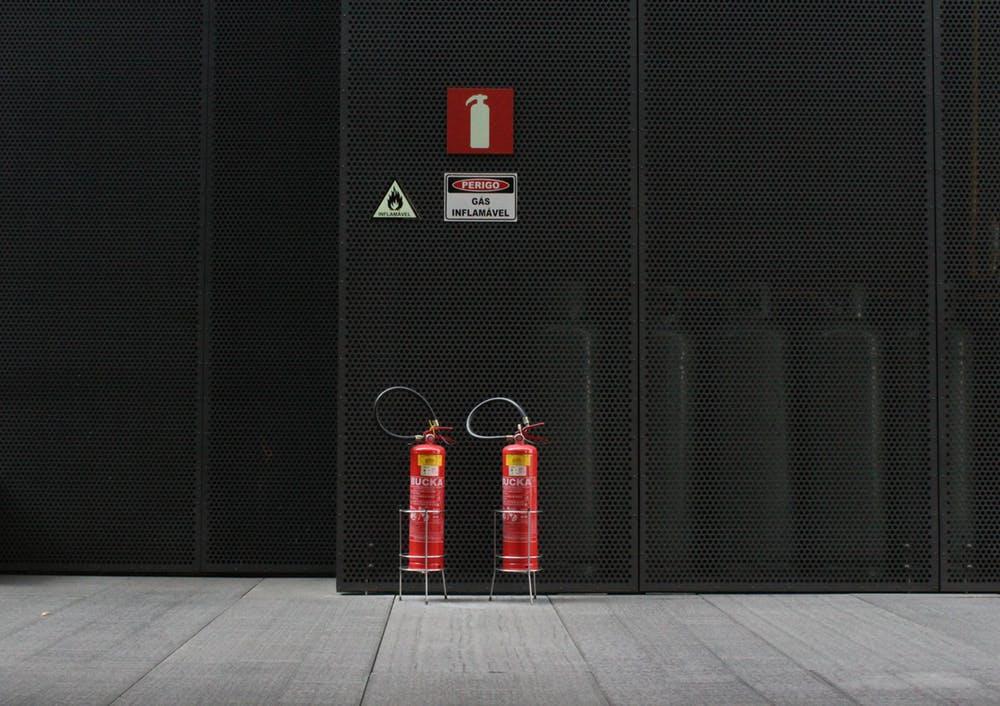 brand detectie